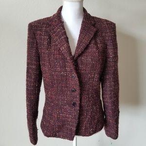 Jones New York Jackets & Coats - Jones New York Wool Sweater